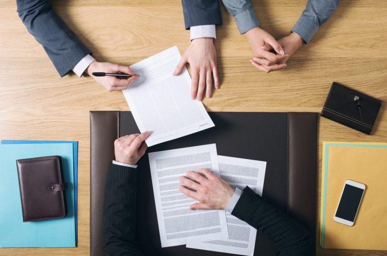 עורך דין הסכמי מכר